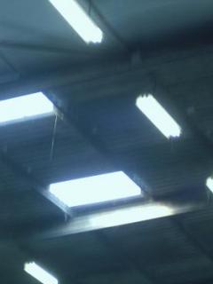 isolation d'un bâtiment industriel
